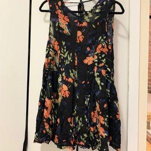 Urban Outfitters Mini Boho Dress